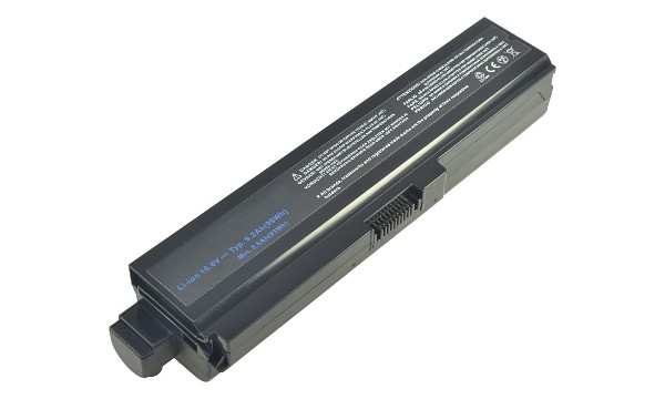Satellite Pro T130-00T Batteri (12 Cells)
