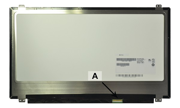 809372-001 15,6-tum 1920x1080 Full HD LED-Blank IPS