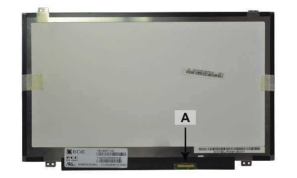 00HN820 14,0-tum WUXGA 1920x1080 LED Matt (TN)