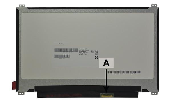 <b>2-Power alternative</b> for Samsung N116BGE-EB2.REV.C5 Screen