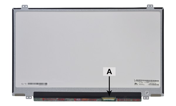<b>2-Power alternative</b> for Dell 09R5K4 Screen
