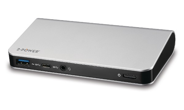 <b>2-Power alternative</b> for HP Inc. T3V74AA Docking Station