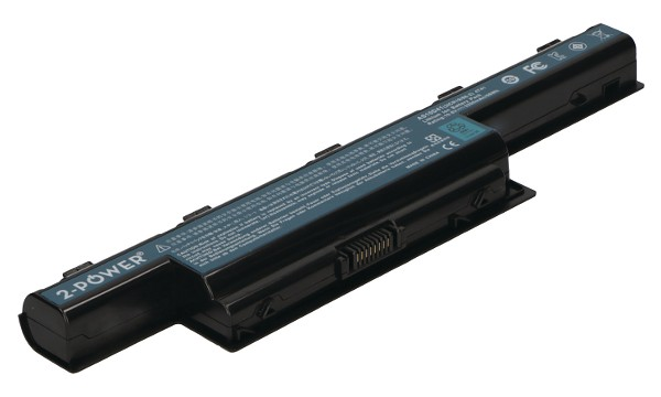 TravelMate 8572-6752 Battery (6 Cells)