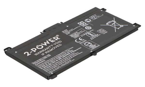 Pavilion x360 14-ba110TU Batteri (3 Cells)