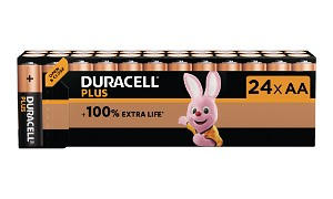 Plus Power AA - 24 Pack