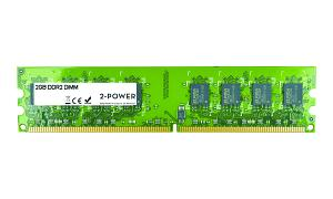 2GB MultiSpeed 533/667/800 MHz DIMM
