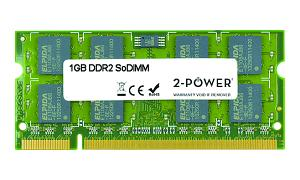1GB MultiSpeed 533/667/800 MHz SoDIMM