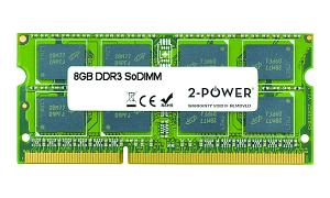 8GB MultiSpeed 1066/1333/1600 MHz SODIMM