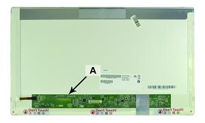 <b>2-Power alternative</b> for AU Optronics B173RW01V.1 Screen
