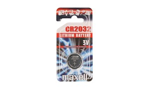 <b>Maxell alternative</b> for Medion CR2032 Battery