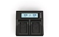 Alpha NEX-3 Sony NPFW50 Dual Battery Charger